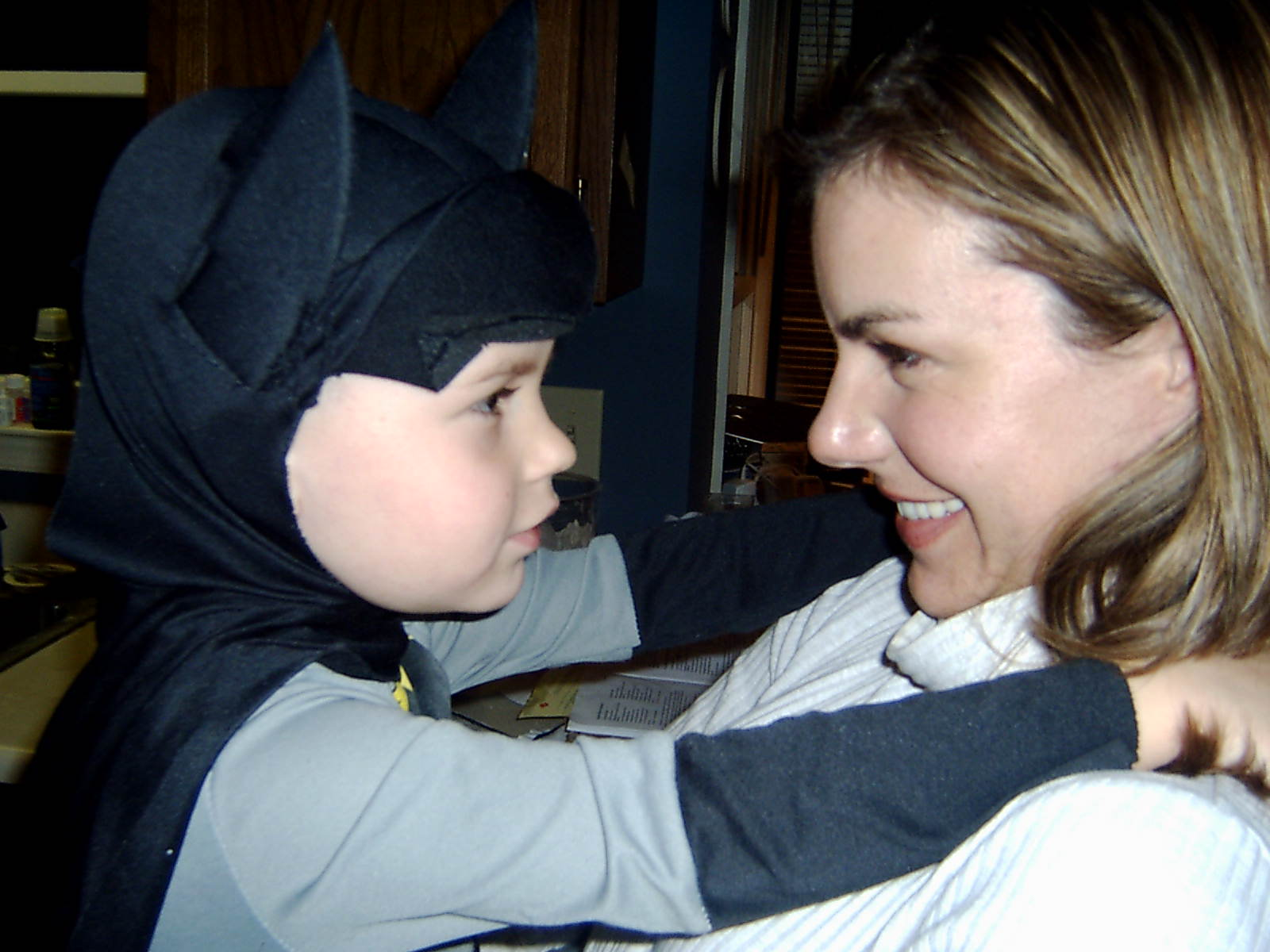 E R Batman